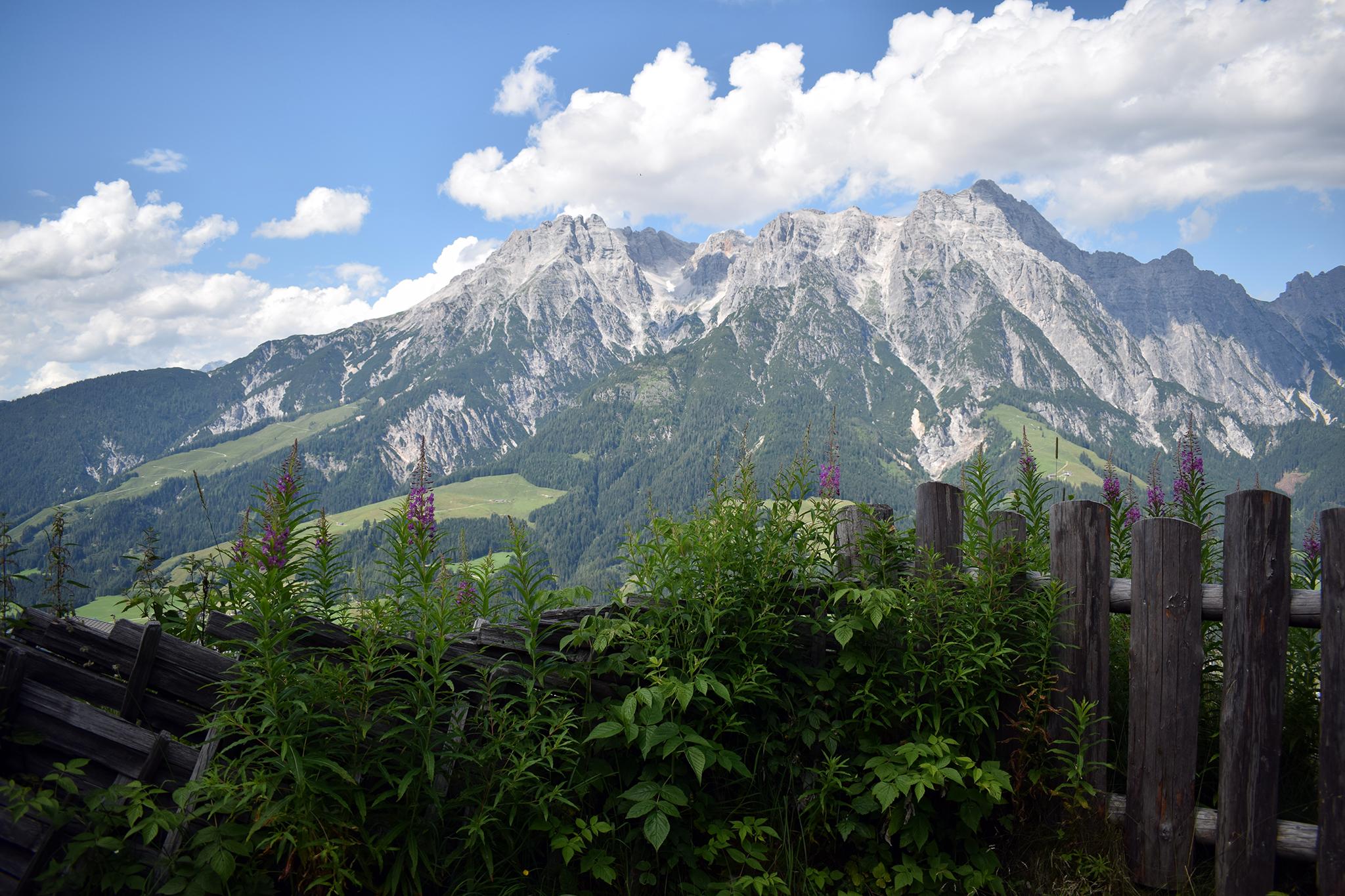 Chalet Beautiful mountain view