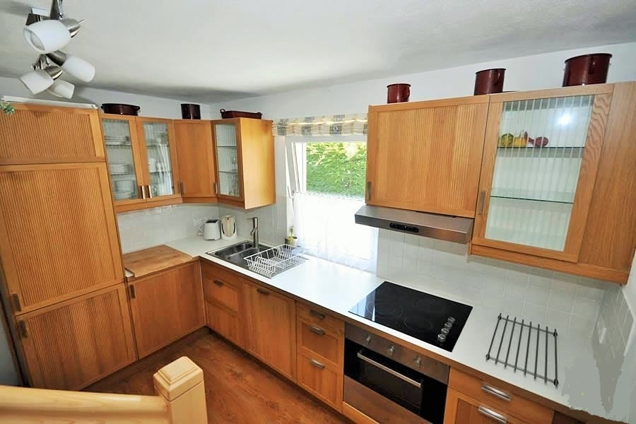 Fully fitted kitchen Apartment Steinberge
