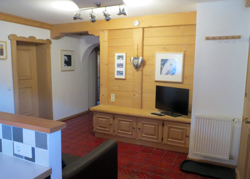 Chalet in Leogang apartment inside view