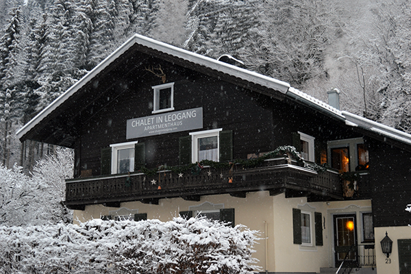 Chalet in Leogang Apartments
